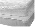 Buy Double Mattress cover - Plastic / Polythene   in Peterborough