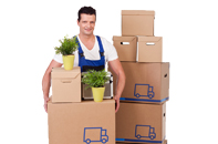Removals Upminster - Removal Boxes