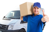Removals Upminster - Our Vans